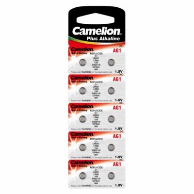 Батарейка Camelion LR(G8) 391A, арт.: а826