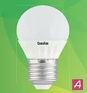 Лампа светодиодная Camelion ШАР МИНИ 7,5Вт E27 4500K, арт.: 31836