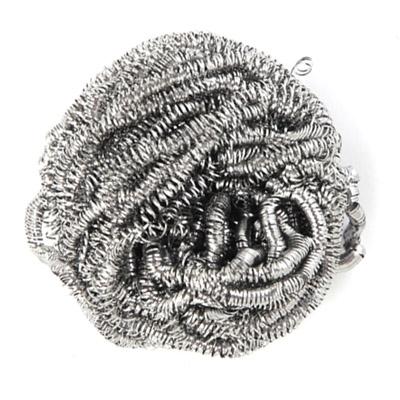 Губка металлическая для посуды в пакете VETTA, арт.: 441145