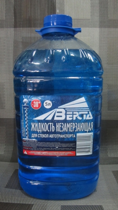Жидкость незамерзающая 5 л. (-30), арт.: 4643