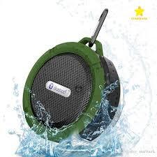 Колонка-аудио водонепрониц. на присоске, 8*5,5, арт.: 916089