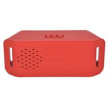 Колонка-аудио беспроводная, софт-тач, 13*5,5*3,6см., арт.: 916090