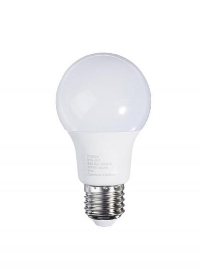Лампа светодиодная А60 10W, E27, 850lm 4000К FORZA, арт.: 935064